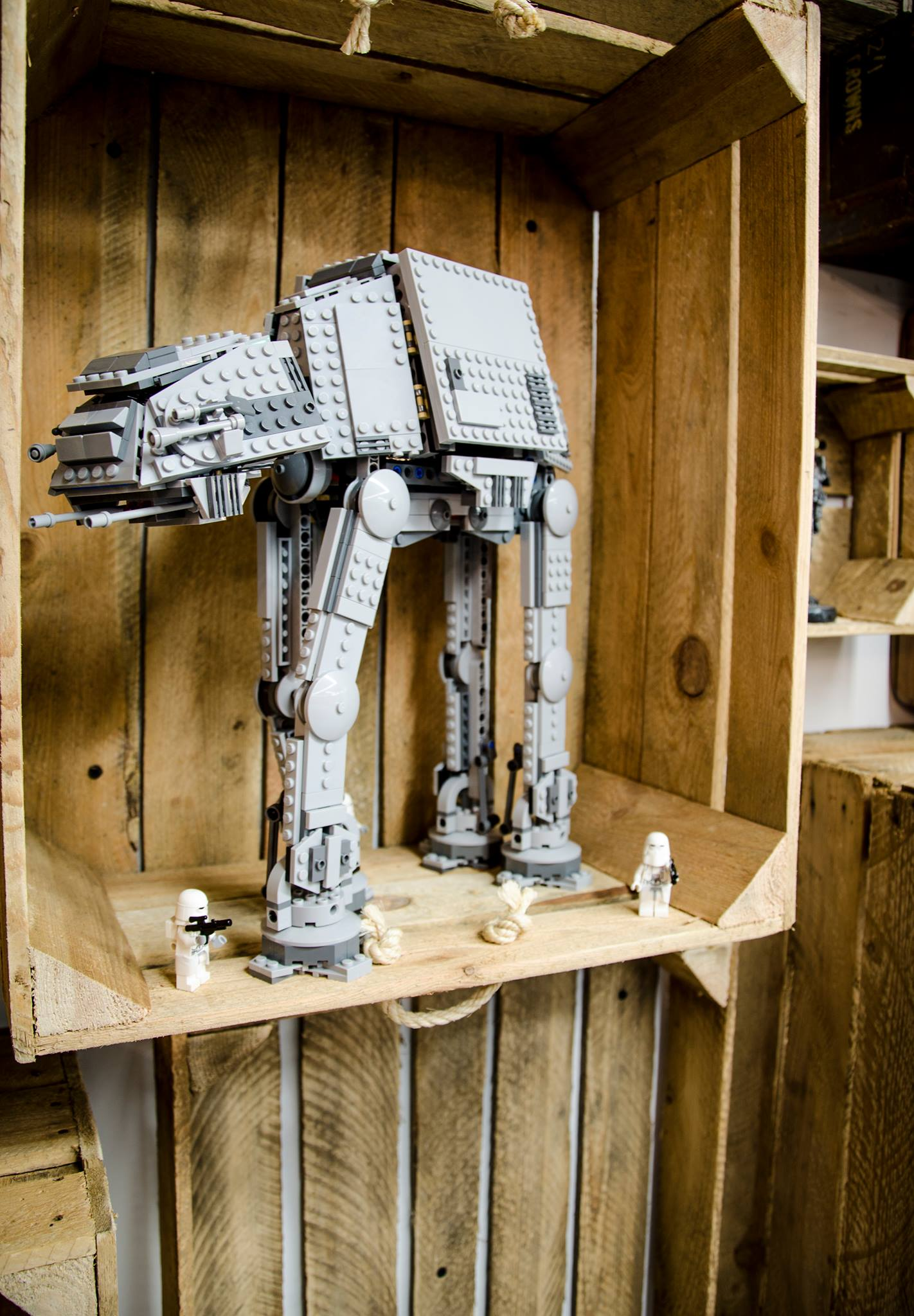 Lego AT-AT walker